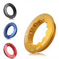 Aluminum Alloy 11T Lockring Cover Repairing for Bike Cassette Bicycle Freewheel
