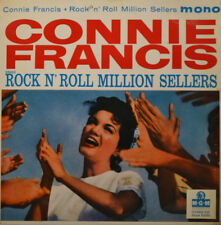 "CONNIE FRANCIS - Rock n Roll Million Sellers   MGM EP 717     7"" (K559)"