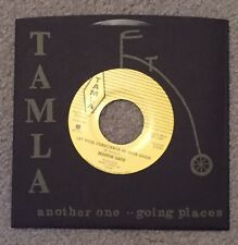 "MARVIN GAYE Let Your Conscience Be Your Guide 7"" Third Man Tamla Motown Marquees"