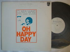 PROMO WHITE LABEL / CLARA WARD & THE WARD SINGERS OH HAPPY DAY / JAPAN