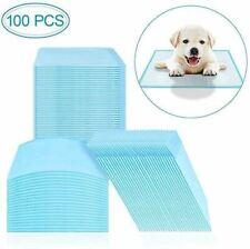 BULK Indoor Toilet Puppy Diaper Training Pad Dog Cat Absorbent Cotton 60x60cm AU