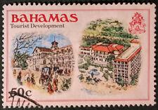 Stamps Bahamas 1980 50c Tourist Development Used