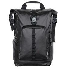 """Hama Notebook Rucksack """" Roll-Top """" bis 40 cm (15,6"""") schwarz wasserabweisend"""