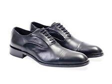 100% Cuero Para Hombres Zapatos Oxford.