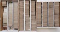 Huge Lot over 700 Baseball Cards Vintage 90s ULTRA UPPERDECK ETC