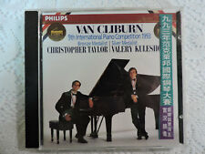 Van Cliburn 9th Intl. Piano Competition 1993 CD Taylor & Kuleshov Import OBI