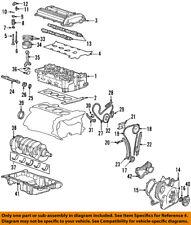 GM OEM-Engine Balance Shaft Timing Belt Tensioner 90537300