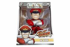 "Jada Diecast 4"" Metals Street Fighter Bison M307"