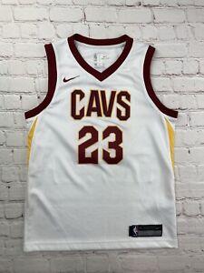 NBA Lebron James Swingman Jersey Youth Medium Nike Cleveland Cavs EUC