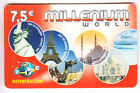FRANCE TELECARTE / PHONECARD PREPAYEE .. 7€50 IFC TOUR EIFFEL TOWER LIBERTE