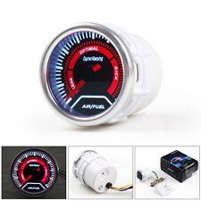 2'' 52mm Car Auto Pointer Air Fuel Ratio Racing Gauge Analog Smoke Lens Tint