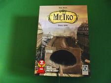 * METRO * Spiel des Jahres 2000 von Queen Games