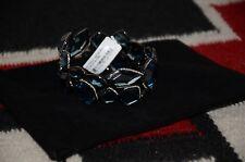 Ippolita Wicked Black Rhodium Multiple Stone & Diamond Jewelry Bracelet