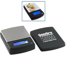 Gemoro Digital Pocket Scale 600g Platinum Portable Jewelry Gold Silver