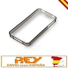 Funda Bumper Rígido para IPHONE 4 4S, en Color MARRÓN, Protector  ESPAÑA i200