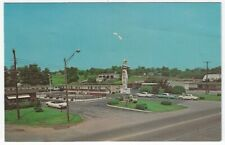 Elizabethtown, Kentucky, Early View of The E-Town Motel