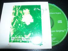Enya Oiche Chiu'n (Silent Night) Rare Brashes Promo CD Single ENYA1