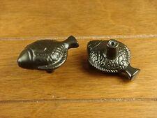 Sonoma Cabinet Hardware Fish Knobs Knob Oil Rubbed Bronze Kitchen Country Beach