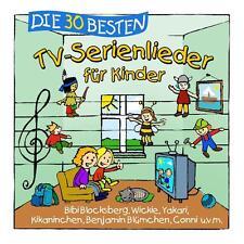 Deutsche Kinder und Jugend Best Of 's mit Musik-CD