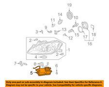 33119S2AJ01 Acura OEM 04-05 TL Headlight lamp Control Module