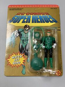DC Comics Super Heroes Green Lantern Action Figure - 1990 Toy Biz