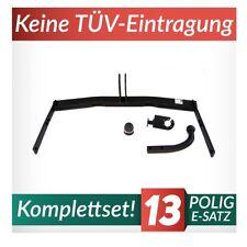 Für Seat Ibiza IV 6J/6P ST Kombi 10-17 Kpl. Anhängerkupplung starr+E-Satz 13p
