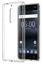 Official Nokia 5 Premium Hybrid TPU Case / Cover - Cc-704