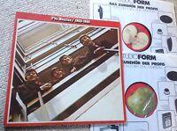 THE BEATLES - 1962-1966 (THE RED ALBUM) Superb Original Apple Records DBL LP EX+