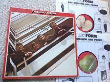 THE BEATLES 1962 - 1966 Original GER Apple Records Double LP...EX+