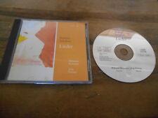 CD KLASSIK KOMATSU/Demus-Brahms Schubert: chansons (23 CHANSON) Dreyer Gaido JC