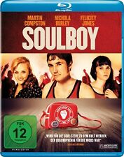SoulBoy ( Musikfilm BLU-RAY) mit Martin Compston, Felicity Jones, Alfie Allen