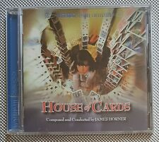 James Horner - House Of Cards  Intrada CD NEW