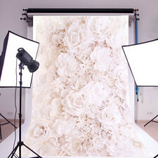 5x7FT Theme Backdrop Baby Flower Wall Vinyl Photography Props Studio Background