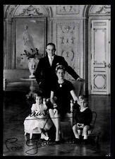Princesse gracia patricia de Monaco autographe carte top