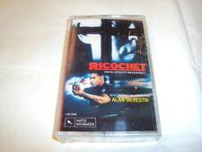 Ricochet Alan Silvestri OST Soundtrack Cassette NEW