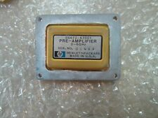 HP Agilent 08672-67001 CONTACT PARTS ID PRE AMPLIFIER 2-6GHz for 8672A