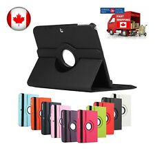 360 ° Stand PU Case Cover Samsung Galaxy Tab A / E / S / S2 / S3 7 & 8 & 10 inch