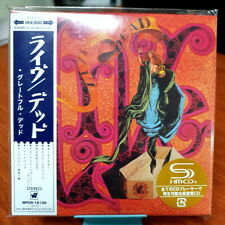 Grateful Dead  - Live Dead  (SHM CD) Japan Import Digipak CD Sealed