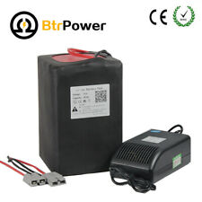 72V 30Ah Lithium Li-ion Battery Pack for 2400W Electric Bike BMS 5A Charger