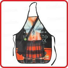 APRON-ATTITUDE FUNNY-GIRL STUDENT BACK TO SCHOOL-KITCHEN-COOKING-PARTY-COSTUME