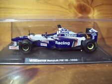 1/43 RBA MODELS WILLIAMS RENAULT FW18 DAMON HILL 1996 WORLD CHAMPION
