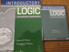 Introductory Logic (James Nance) (answer key/DVDs)