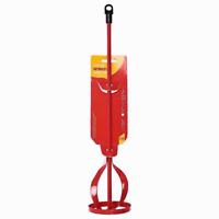 600 X 100MM PAINT MIXER STIRRING MIXING PADDLE PLASTERER DRILL ATTACHMENT UK