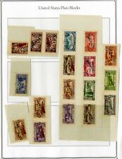 Lebanon Rare 18x Portuguese Colonial UPU Specimen Stamps