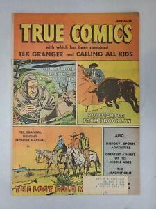 True Comics #83-1950 -comic-VF+? Rare