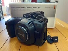 Videocamera Blackmagic PCC4K + Accessori
