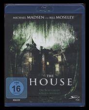 BLU-RAY THE HOUSE - DIE SCHULDIGEN WERDEN BESTRAFT - MICHAEL MADSEN *** NEU ***