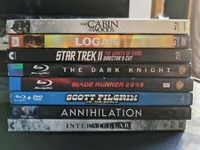 Choose From Lot of 14 Blu-rays, Good - Like New