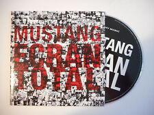 MUSTANG : ECRAN TOTAL [ CD ALBUM PROMO PORT GRATUIT ]