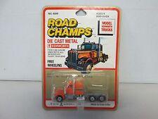 Road Champs Model Kenworth Truck (orange) (2)